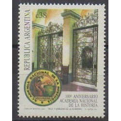 Argentina - 1993 - Nb 1818