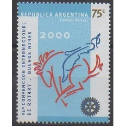 Argentina - 2000 - Nb 2167 - Rotary or Lions club
