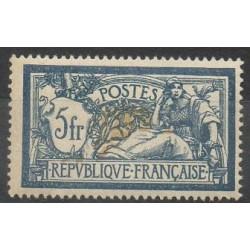 France - Poste - 1900 - No 123 - Neuf avec charnière