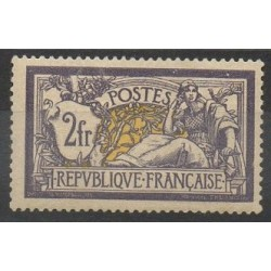France - Poste - 1900 - Nb 122 - Mint hinged
