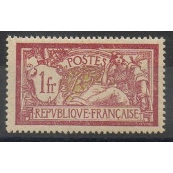 France - Poste - 1900 - Nb 121 - Mint hinged