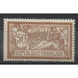 France - Poste - 1900 - Nb 120 - Mint hinged