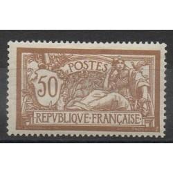 France - Poste - 1900 - No 120 - Neuf avec charnière