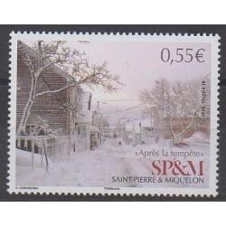 Saint-Pierre et Miquelon - 2020 - Après la tempête