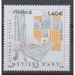 France - Poste - 2020 - No 5382 - Art - Artisanat ou métiers