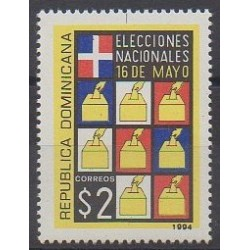 Dominican (Republic) - 1994 - Nb 1141