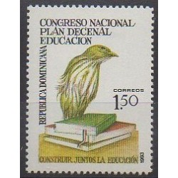 Dominican (Republic) - 1993 - Nb 1119