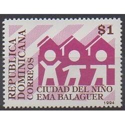 Dominican (Republic) - 1994 - Nb 1151 - Childhood