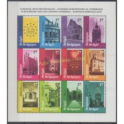Belgique - 1998 - No 2763/2774 - Monuments