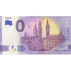 Euro banknote memory - 59 - Lille - 2020-1 - Anniversary