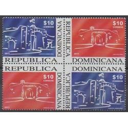 Dominican (Republic) - 2011 - Nb 1627/1630