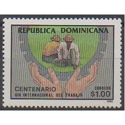 Dominicaine (République) - 1990 - No 1080