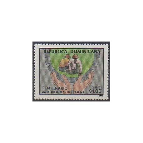 Dominicaine (République) - 1990 - No 1080
