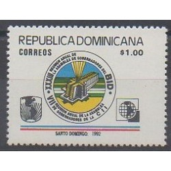 Dominican (Republic) - 1992 - Nb 1089