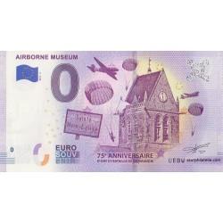 Euro banknote memory - 50 - Airborne Museum - 2019-3