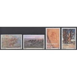 Botswana - 1999 - Nb 820/823 - Tourism
