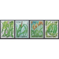 Botswana - 2005 - Nb 941/944 - Flora
