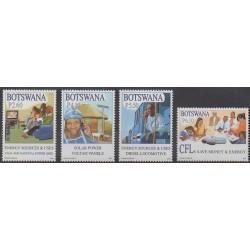 Botswana - 2010 - No 1059/1062 - Environnement