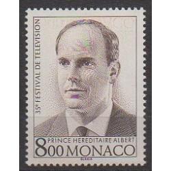 Monaco - 1995 - No 1972 - Royauté - Principauté