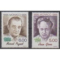 Monaco - 1995 - No 1985/1986 - Littérature