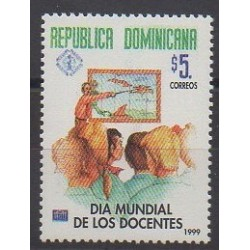 Dominican (Republic) - 1999 - Nb 1396