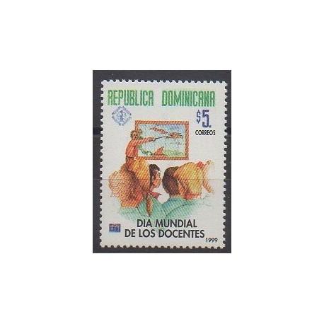 Dominicaine (République) - 1999 - No 1396