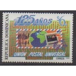 Dominicaine (République) - 1999 - No 1399 - Service postal