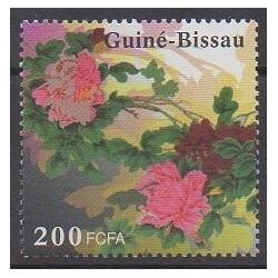 Guinea-Bissau - 2009 - Nb 2885 - Flowers