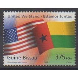Guinea-Bissau - 2002 - Nb 1036 - Various Historics Themes