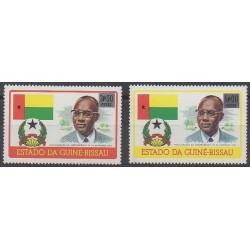 Guinea-Bissau - 1975 - Nb 7/8