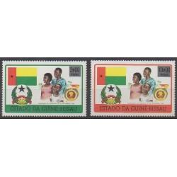Guinea-Bissau - 1975 - Nb 5/6