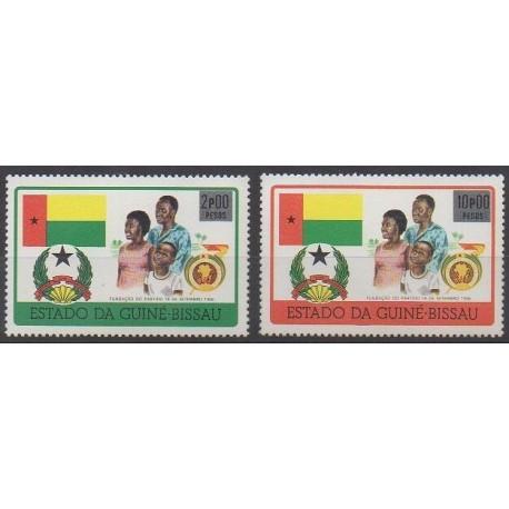 Guinée-Bissau - 1975 - No 5/6