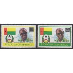 Guinea-Bissau - 1975 - Nb 9/10