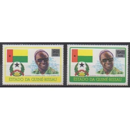 Guinée-Bissau - 1975 - No 9/10