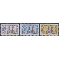 Guinea-Bissau - 1979 - Nb 96/98