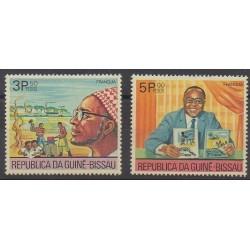 Guinea-Bissau - 1980 - Nb 110/111