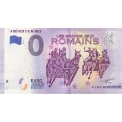 Billet souvenir - 30 - Arènes de Nîmes - 2019-3