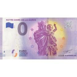 Euro banknote memory - 13 - Notre-Dame-de-la-Garde - 2019-5