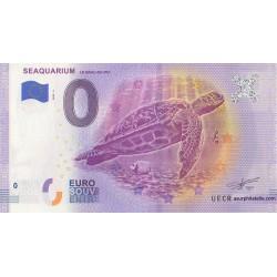 Euro banknote memory - 30 - Seaquarium - 2020-3