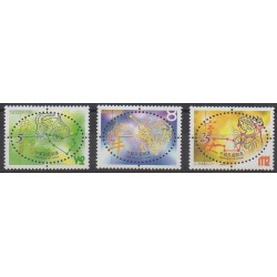 Formosa (Taiwan) - 2001 - Nb 2577/2579 - Horoscope