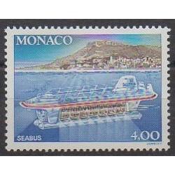 Monaco - 1992 - No 1852 - Navigation