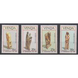 Afrique du Sud - Venda - 1987 - No 155/158 - Art