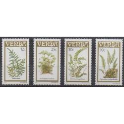 Afrique du Sud - Venda - 1985 - No 116/119 - Flore