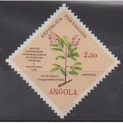 Angola - 1958 - Nb 407 - Flowers