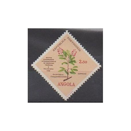 Angola - 1958 - No 407 - Fleurs
