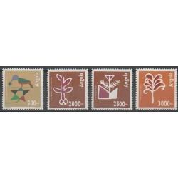 Angola - 1994 - Nb 919/922 - Art