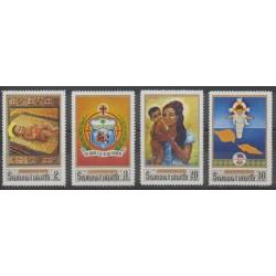Samoa - 1970 - Nb 270/273 - Christmas