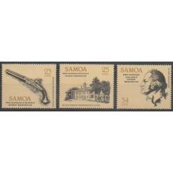 Samoa - 1982 - No 506/508 - Célébrités