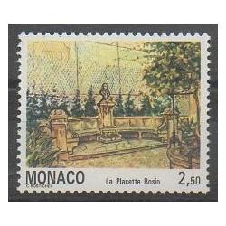 Monaco - Varieties - 1992 - Nb 1833b - Paintings