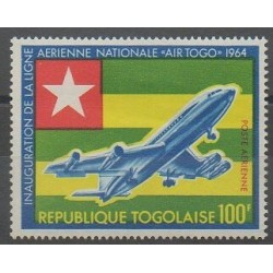 Togo - 1964 - Nb PA46 - Planes - Mint hinged